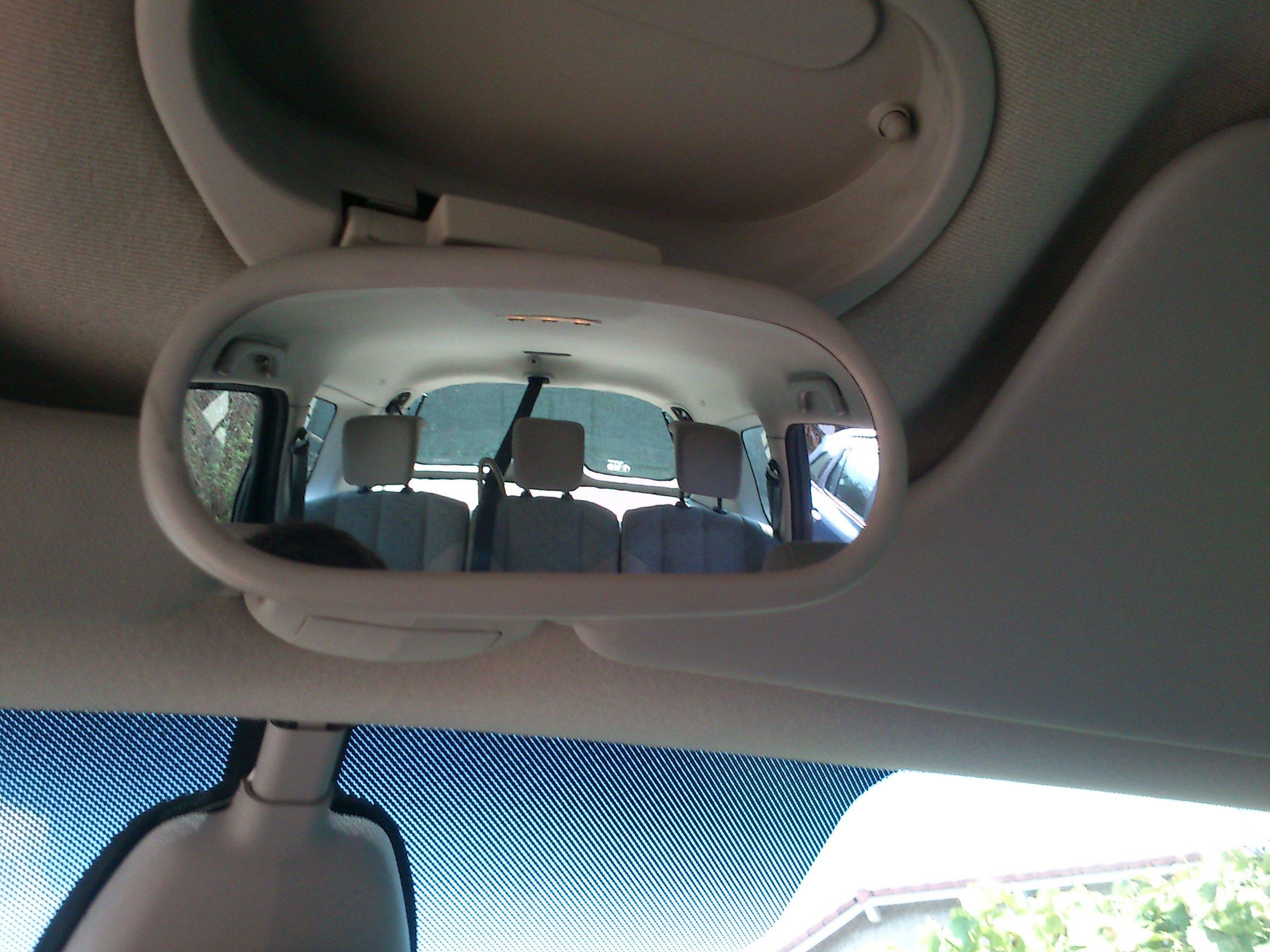 Le miroir de surveillance auto test for Miroir de surveillance